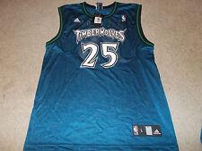 VTG-New 2000s Minnesota Timberwolves Al Jefferson Adidas Large NWT Jersey