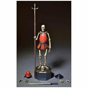 Kaiyodo Takeyashiki Jizai Okimono KT-010 Skeleton Warrior Figure 4537807120144