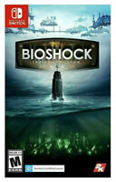 BioShock: The Collection (Nintendo Switch, 2020) BRAND NEW FACTORY SEALED 3 Game