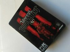 Unreal Tournament 3 PC Video game with all original papers, code & Metal box.