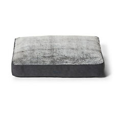Snooza Shapes Oblong Bed Luxury Large Chinchilla Mattress Dog Bed 115 x 75cm