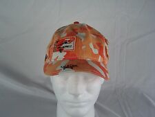 CHASE #88 ORANGE CAMO WOMEN'S LADIES HAT CAP DALE EARNHARDT JR NATION HENDRICK