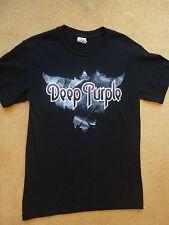 Deep PURPLE EUROPE TOUR 2009 T-Shirt Piccoli