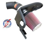 K & N 57-1001 PERFORMANCE COLD AIR INTAKE KIT FiPK BMW330 L6 3.0L E46 57-1001