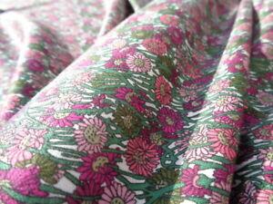 Liberty Of London Cotton Jersey 100% 'Chiyoda A' (per metre) dresses