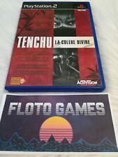 Jeu Tenchu La Colère Divine pour Sony PS2 PAL Complet CIB - Floto Games