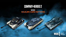 COMPANY OF HEROES 2 WHALE & DOLPHIN CONSERVATION CHARITY PATTERN PACK Steam key