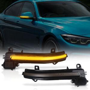 Dynamische LED BLINKER BMW F20/F21/F22/F23/F87 F30/F31/F34/F35/F32 X1/E84 BLACK