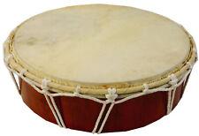 Flache Holztrommel, Percussion Rhythmus Klang Instrumente, Frame Drum, Hand Tro