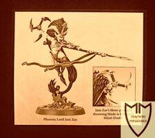 Jain Zar, Blood of the Phoenix, Eldar Aeldari Craftworlds.