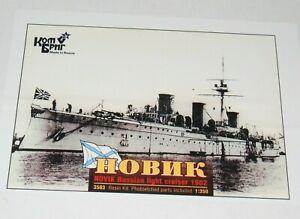 """# Combrig 3503FH  Kreuzer 2.Kl. """"NOVIK"""" der russ. Marine 1902 / Resin-Kit 1:350"""