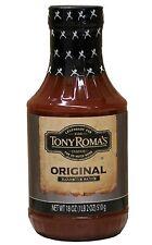 Tony Roma's Original Barbecue Sauce 18 oz