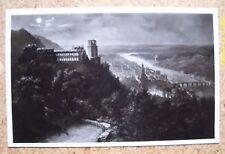 """AK. Ansichtskarte."""" Heidelberg """" um 1930 - Stempel der Reichsfestspiele 1936"""