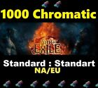 1000 Chromatic Orb - STANDARD STANDART League Path of Exile POE Softcore chrome