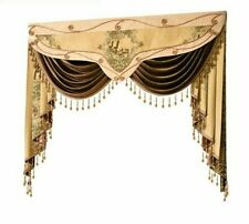 Window Curtain Valance Treatment Pelmet Elegant Home Hanging Ceiling Decorations