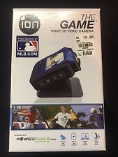 New ION The Game 1080P HD Video Camera - Blue