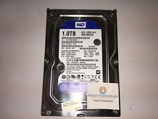 """Western Digital WD10EZEX-60ZF5A0 Blue 1TB SATA 7200RPM 3.5"""" HDD TESTED!"""