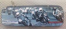 Plumier Estuche - Motos HONDA - Fabricado En Metal - Original De La Marca -