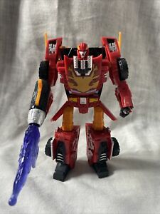 Transformers Classics / Robots In Disguise Hot Rod