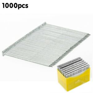 14 Gauge Nails for Wood to Concrete Finisher Nailer Air Gun