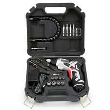 Cordless Electric Screwdriver Household Lithium-Ion Rechargeable Drill Kit S1