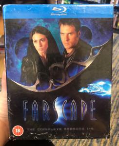 Farscape: Complete Series - Blu-Ray Box Set - Region B