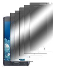 5 x Spiegelfolie Samsung Galaxy Note Edge Displayschutzfolie Folie Mirror Screen