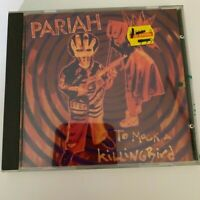 PARIAH cd TO MOCK A KILLINGBIRD free US shipping PROMOTIONAL COPY RARE