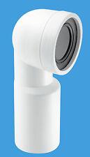 McAlpine WC-CON9 Bent Pan Connector -Plain End
