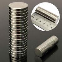 50Pcs Neodymium Round Rare Earth Disc N50 Grade Super Strong Magnets 20mm x 3mm