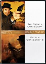 The French Connection / The French Connection II [New DVD] Widescreen, Pan & S