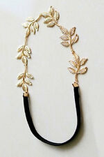 Sexy Women's Leaves Hairband Headband Jewelry Costume Fashion Jewellery