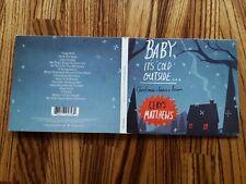 Cerys Matthews – Baby, It's Cold Outside (Christmas Classics) - UK 2012 CD