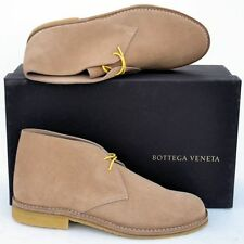 BOTTEGA VENETA New sz 39.5 - 9.5 Designer Womens Ankle Chukka Shoes Boots Flats