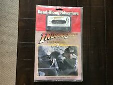 Buena Vista Read Along Adventure- Indiana Jones and the Last Crusade Cassette
