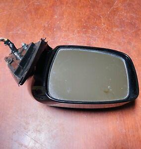 2011-2013 Infiniti M37 LEFT Driver Side View Power Door Mirror BLACK OEM
