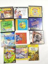 Lot of 12 Audiobook CDs: AB1019 Children's, Kids, Fairy Tale