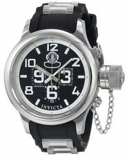 New Mens Invicta 4578 Russian Diver Swiss Quartz Quinotaur Chronograph Watch