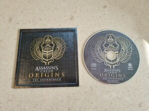 Assassin's Creed Origins The Soundtrack CD