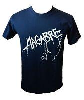 Macabre 2012 Australian Tour T-Shirt. 2X-Large. Grindcore. Death Metal.