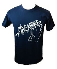 Macabre 2012 Australian Tour T-Shirt. Large. Grindcore. Death Metal.