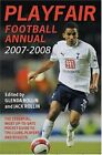 Playfair Football Annual 2007-2008 by Rollin, Jack Paperback Book The Cheap Fast