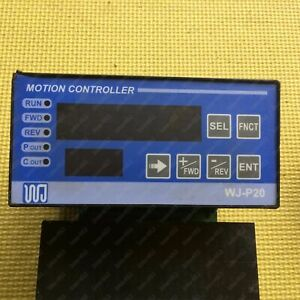 1pc used   MOTION CONTROLLER WJ-P20