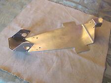 Tamiya Fox aluminum chassis