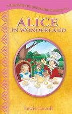 Alice in Wonderland-Treasury of Illustrated Classi