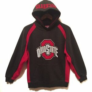 Ohio State Buckeyes Hoodie Sweatshirt Colosseum Athletics Men's Unisex Sz S