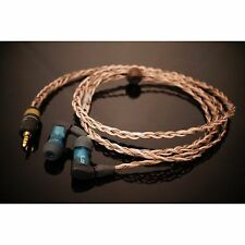 NEW Whiplash Audio TWag & TWcu v3 Ultimate Ears replacement upgrade cable 10pro