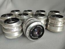 INDUSTAR-50 M39 mount 3.5/50mm USSR Rangefinder Lens 10 pcs