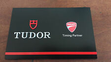 TUDOR Display Poster Official Store NOS Exposant Affiche METAL ADVERTISING