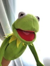 New The Muppet Show Kermit the Frog plush hand puppet Toy 16""